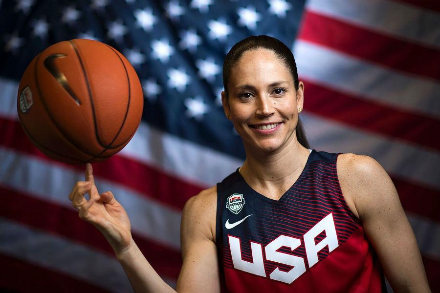 """Suzanne Brigit """"Sue"""" Bird è una cestista statunitense con cittadinanza israeliana"""