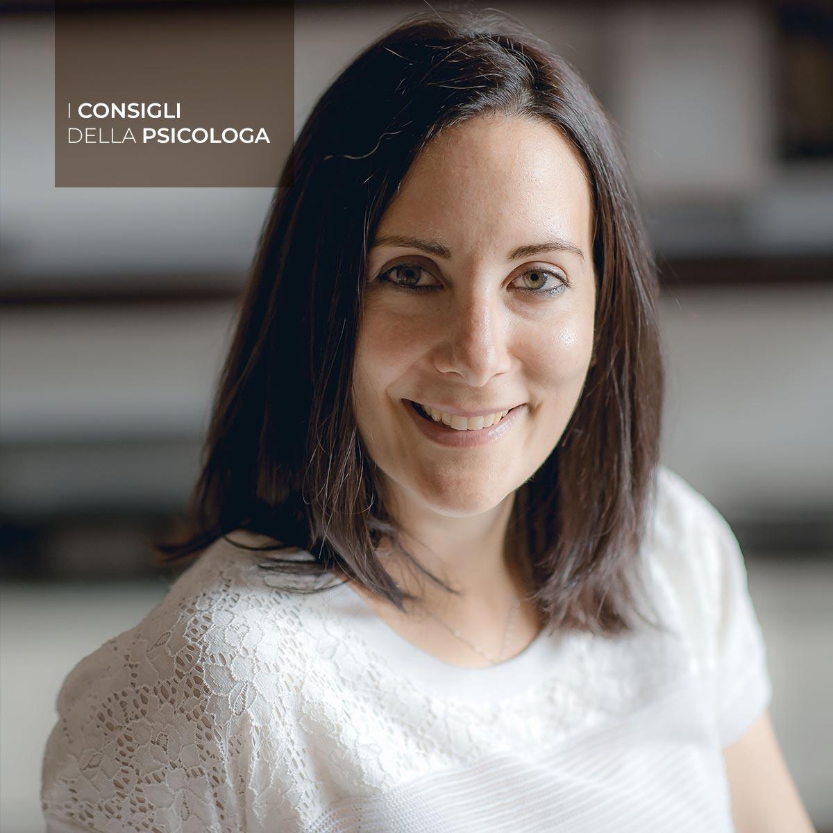 Portrait Laura Pirotta - psicologa