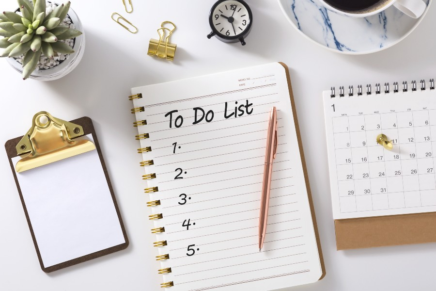 Non sai cosa fare nella vita: ti serve una To Do List!