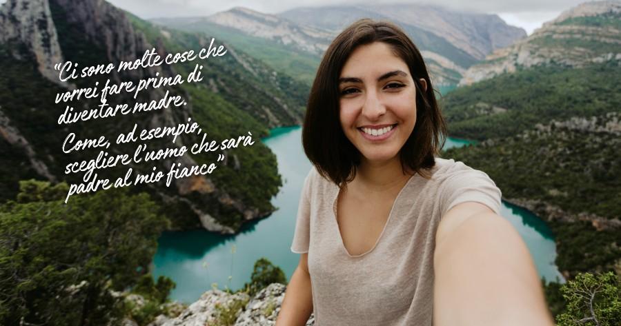 """Una delle ragazze della campagna educazionale a cura di Gedeon Richter """"Il Momento Giusto"""" candidata al Life Science Excellence Awards 2020"""
