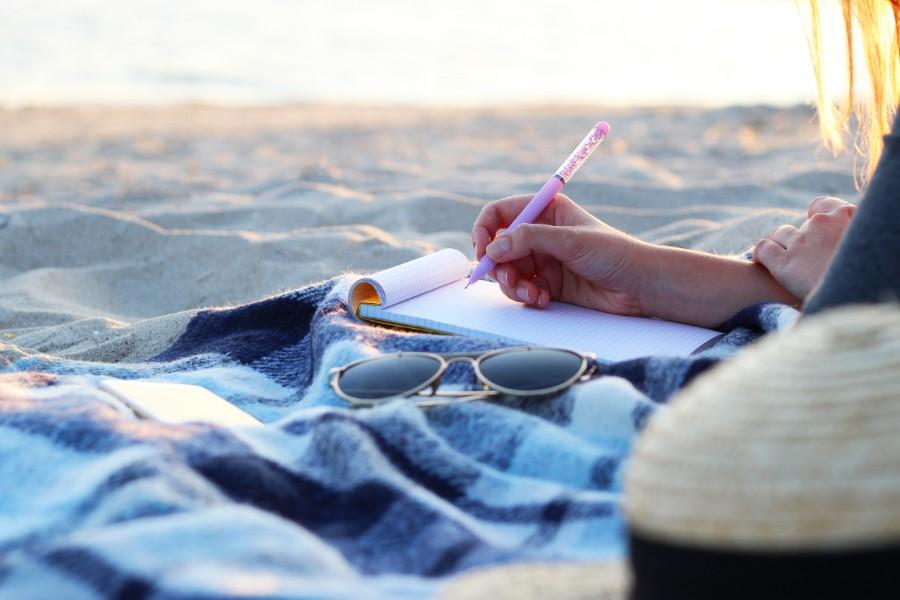 Scrivere un diario: strategia antistress
