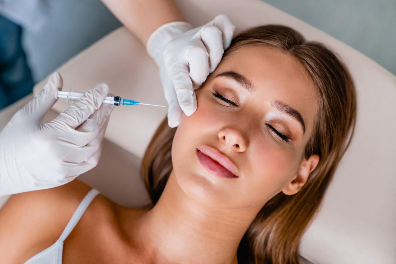 Chirurgia estetica su pazienti giovani: botox viso