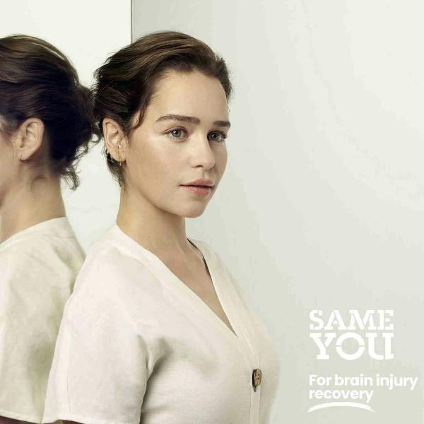 Emilia Clarke- Photo Courtesy: Same You Foundation