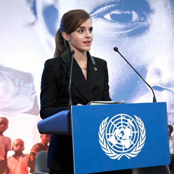 Emma Watson - Photo Courtesy: UN Women