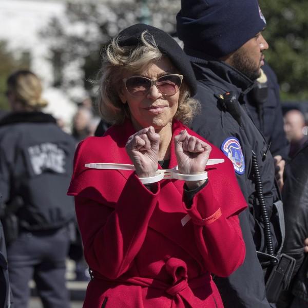 Jane Fonda- Photo Courtesy: L'Adige.it