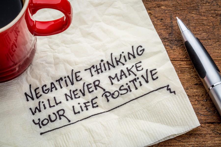 Concept di pensiero efficace