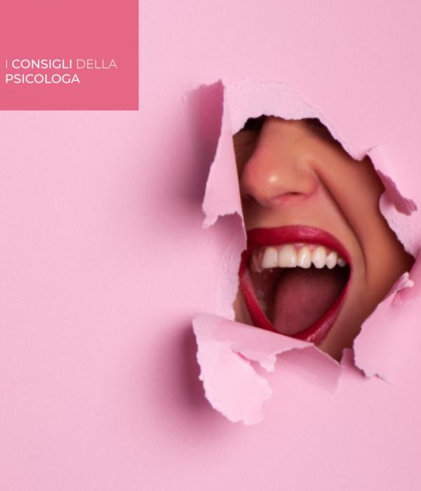 Come gestire la rabbia. Nell'immagine volto di donna arrabbiata