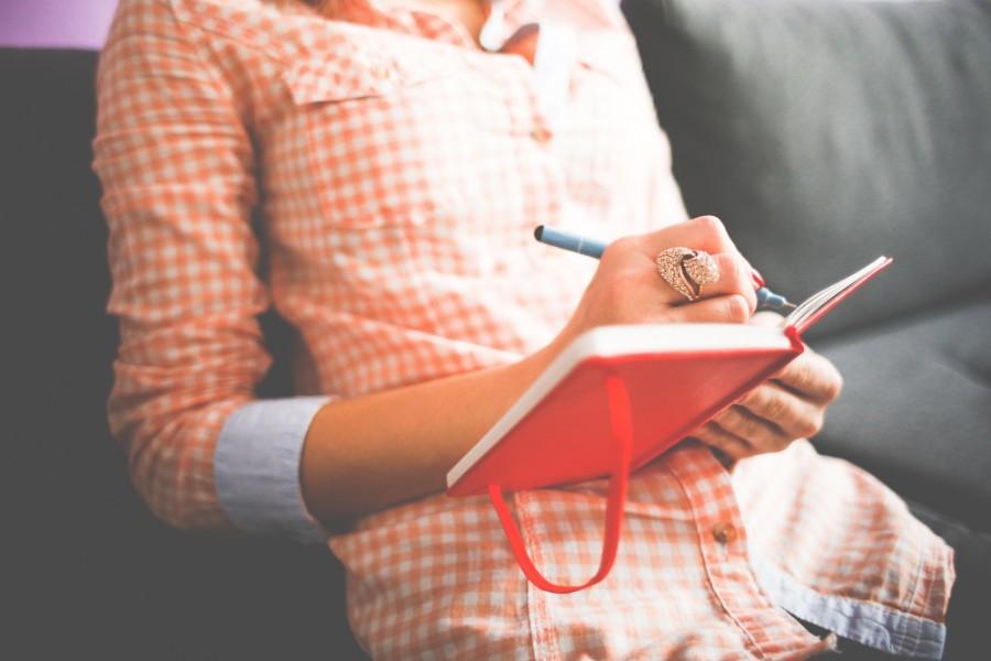 Scrivere un diario per imparare a gestire la rabbia interiore