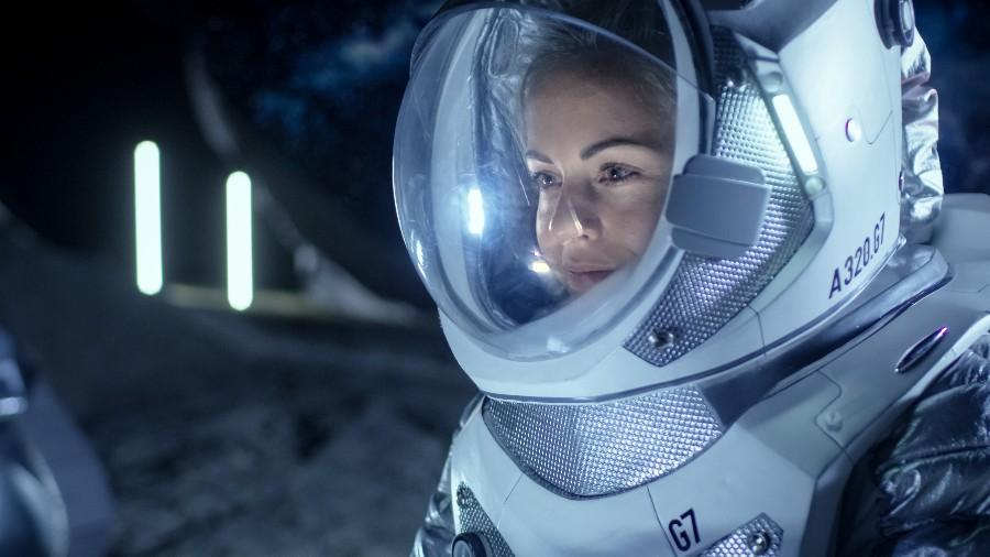 Donne importanti nella scienza: nell'immagine un'astronauta