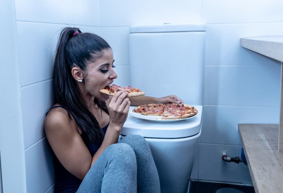 Disturbi alimentari (DCA) - bulimia nervosa