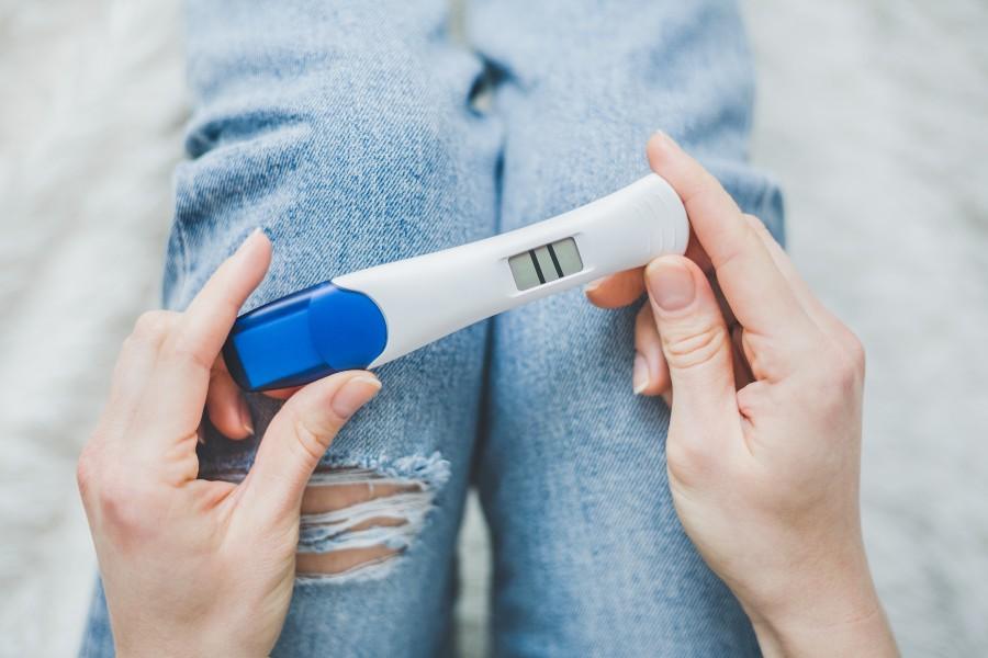 Ciclo mestruale e fertilità: test di gravidanza